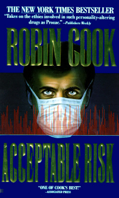 Acceptable Risk (A Medical Thriller) Cover Image