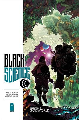 Black Science Volume 4: Godworld cover image