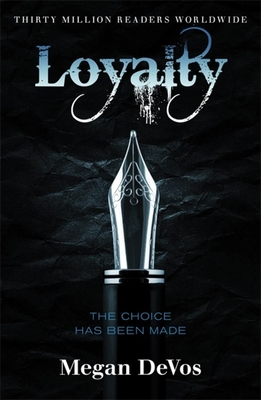 Loyalty: Book 2 in the Anarchy series Cover Image