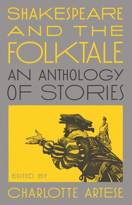 Shakespeare and the Folktale: An Anthology of Stories Cover Image