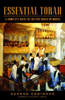 Essential Torah: A Complete Guide to the Five Books of Moses Cover Image
