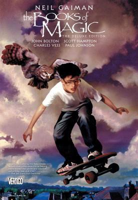 The Books of Magic cover image