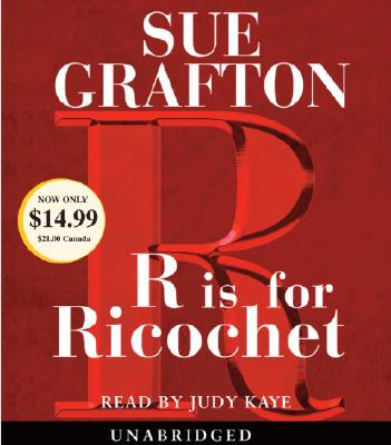 R Is for Ricochet Cover
