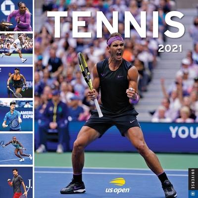 Tennis 2021 Wall Calendar: The Official U.S. Open Calendar Cover Image