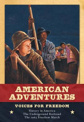 Voices for Freedom (American Adventures) Cover Image