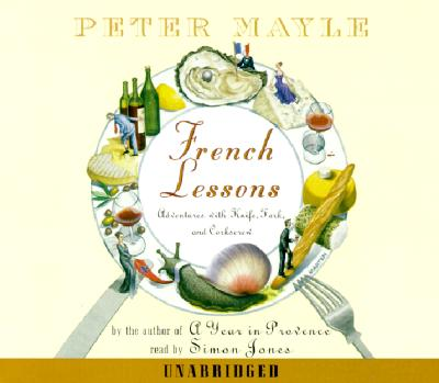 Cover for French Lessons