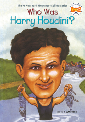 Who Was Harry Houdini? (Who Was?) Cover Image