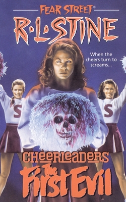 First Evil (Fear Street Cheerleaders #1) Cover Image