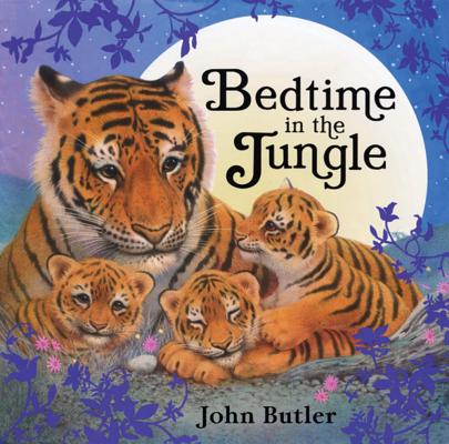 Bedtime in the Jungle Cover
