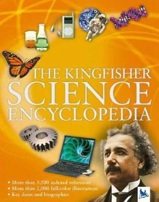The Kingfisher Science Encyclopedia Cover