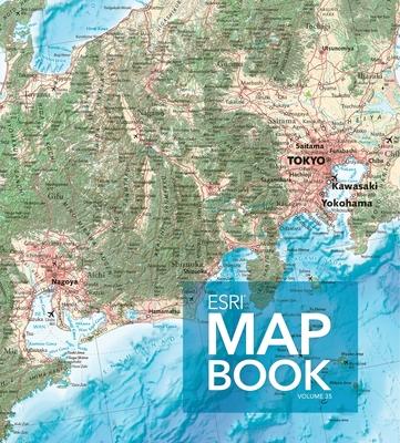 ESRI Map Book, Volume 35 Cover Image