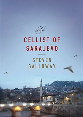 The Cellist of Sarajevo Cover