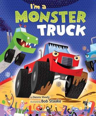 Cover for I'm a Monster Truck