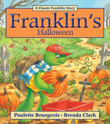 Franklin's Halloween Cover Image