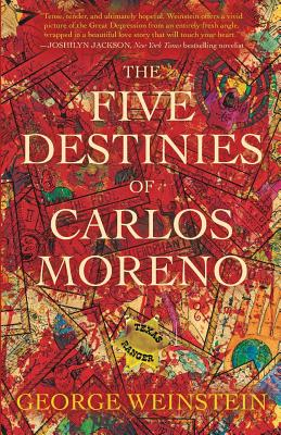 Cover for The Five Destinies of Carlos Moreno