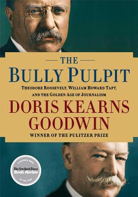 The Bully Pulpit Cover