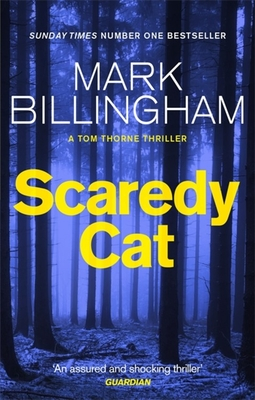 Cover for Scaredy Cat