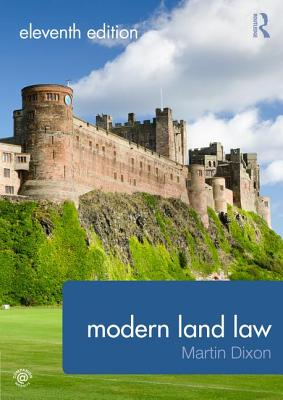 Modern Land Law Cover Image