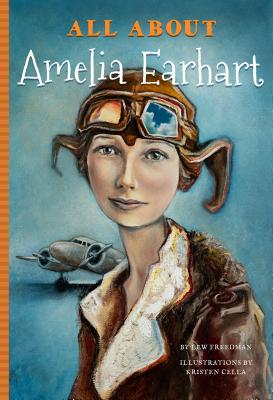All about Amelia Earhart Cover