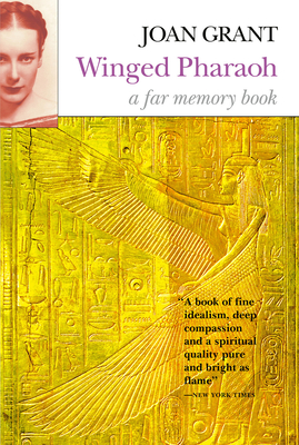Winged Pharaoh Cover Image