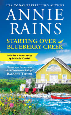 Starting Over at Blueberry Creek: Includes a bonus novella (Sweetwater Springs #4) Cover Image