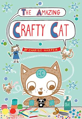 The Amazing Crafty Cat Cover Image