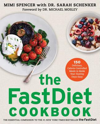 Cover for The FastDiet Cookbook