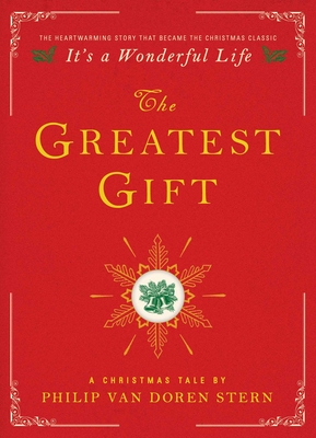 The Greatest Gift: A Christmas Tale Cover Image