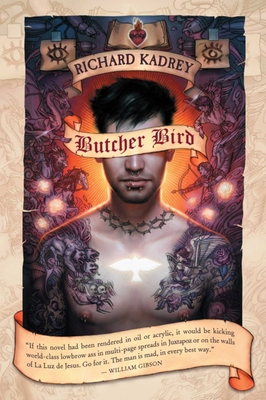 Butcher Bird Cover Image