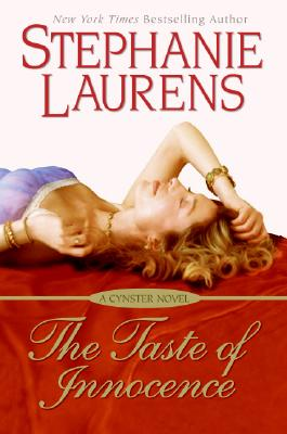 The Taste of Innocence: A Cynster Novel Cover Image