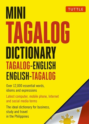 Cover for Mini Tagalog Dictionary
