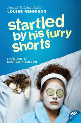 Startled by His Furry Shorts (Confessions of Georgia Nicolson #7) Cover Image