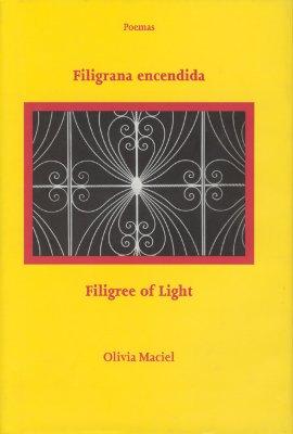 Cover for Filigrana encendida / Filigree of Light