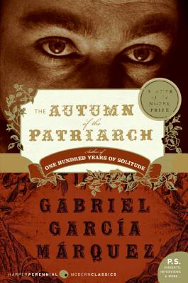 The Autumn of the Patriarch Cover