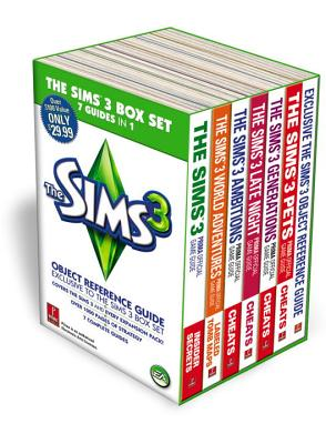 The Sims 3 Box Set: 7 Guides in 1 Cover Image