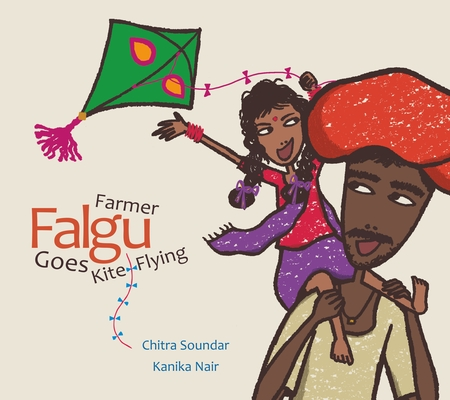 Cover for Farmer Falgu Goes Kite Flying