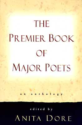 Cover for Premier Book of Major Poets