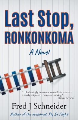 Last Stop Ronkonkoma Cover Image