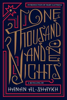 One Thousand and One Nights Cover