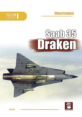 SAAB 35 Draken (Yellow #6144) Cover Image