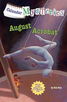 August Acrobat Cover