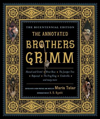 The Annotated Brothers Grimm Cover