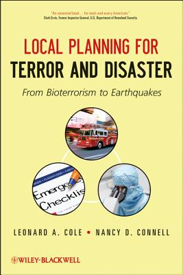 Cover for Local Planning for Terror and Disaster