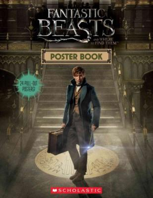 Poster Book (Fantastic Beasts and Where to Find Them) Cover