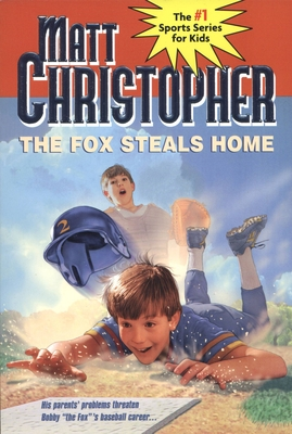 The Fox Steals Home Cover Image