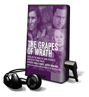 The Grapes of Wrath Cover Image