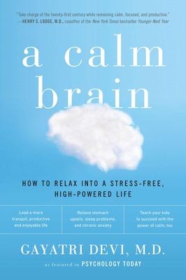 A Calm Brain Cover