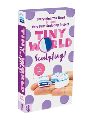 Tiny World: Sculpting! Cover Image