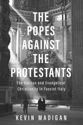Cover for The Popes against the Protestants