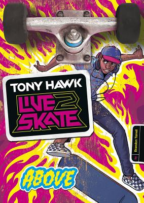 Cover for Tony Hawk